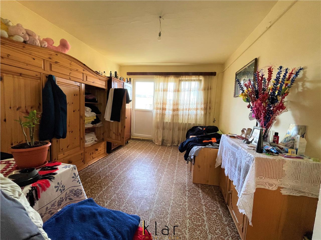 Apartament cu 2 camere, 45mp ,decomandat, Marasti