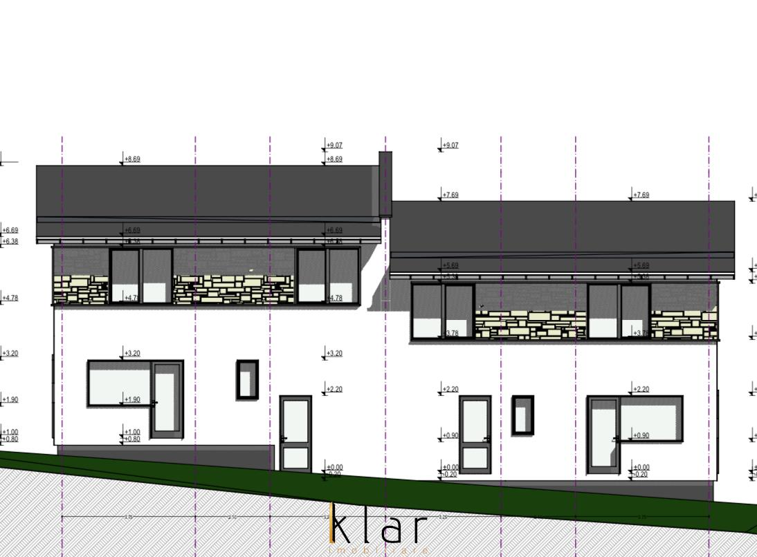 Casa cu garaj in Borhanci!