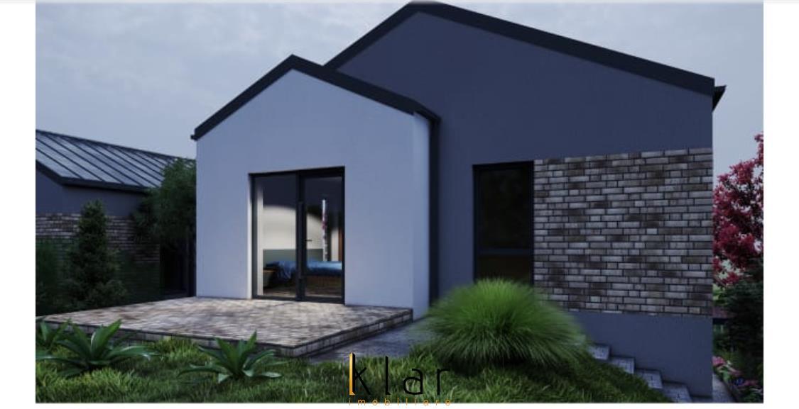 Casa individuala cu panorama