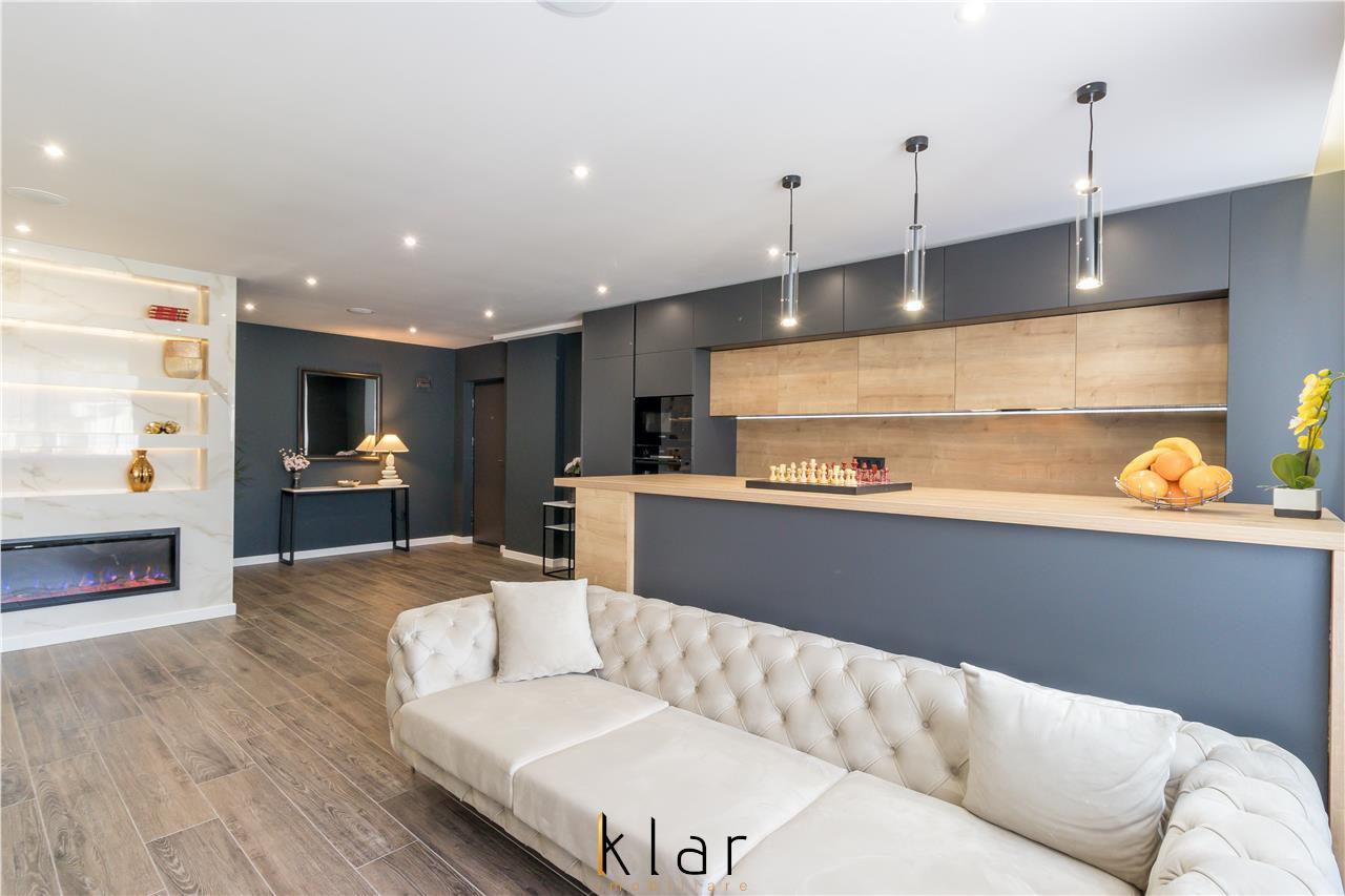 Apartament 3 camere LUX garaj parcare lift zona Florilor !