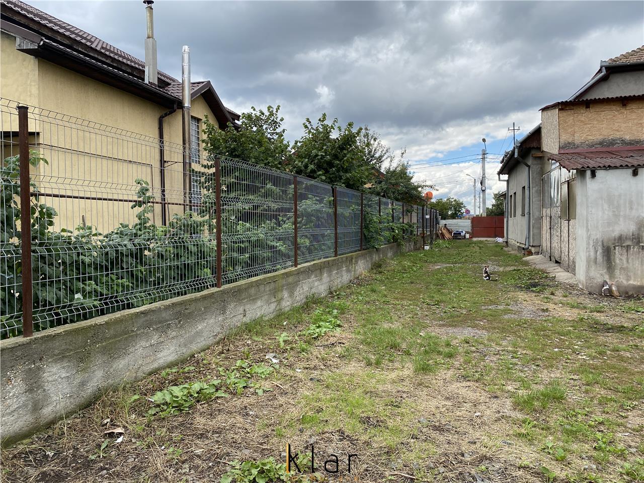 Casa Someseni  cu 625 mp teren zona Ambient