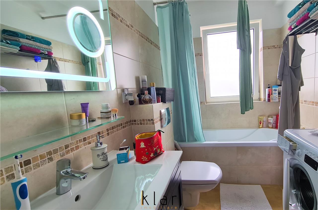 Apartament modern 2 camere 52mp,parcare,Buna Ziua, Grand Hotel Italia. DISP 01OCT
