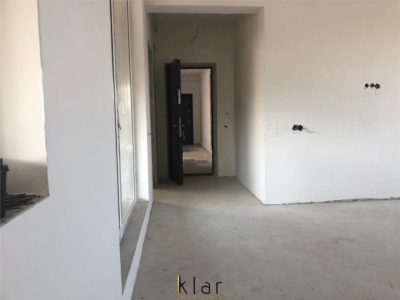 Apartament de vanzare 3 camere, 74 mp utili semifinisat!