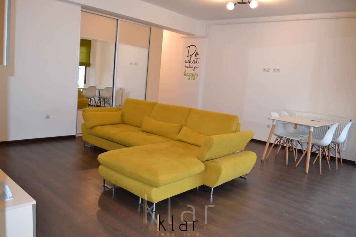 Inchiriere Apartament 2 Camere Lux Cu Terasa 90m2