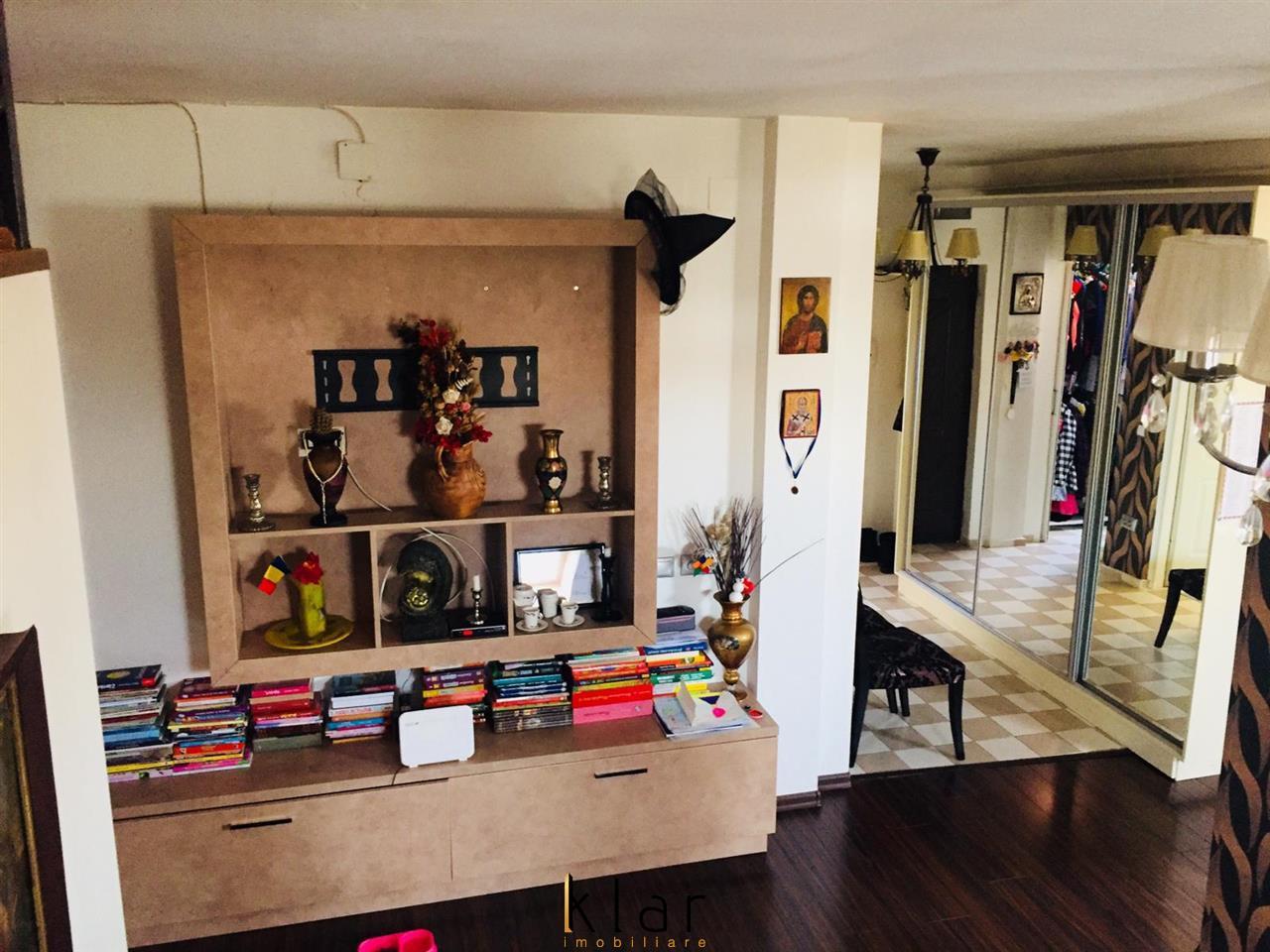 Vanzare apartamenr 4 camere, 116 mp, garaj, zona Lidl, Baciu!