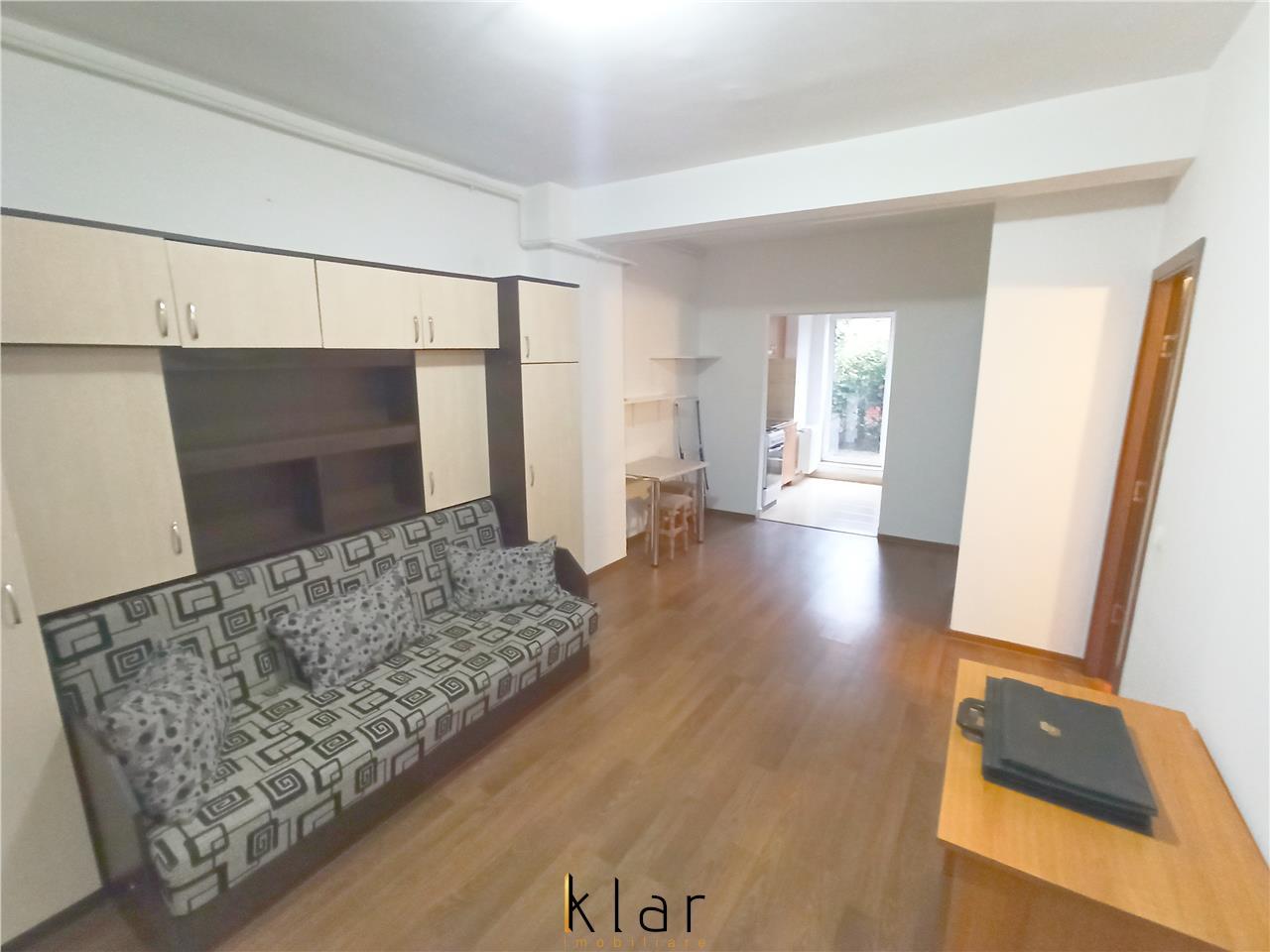 Vanzare apartament  doua camere cu gradina zona Kaufland