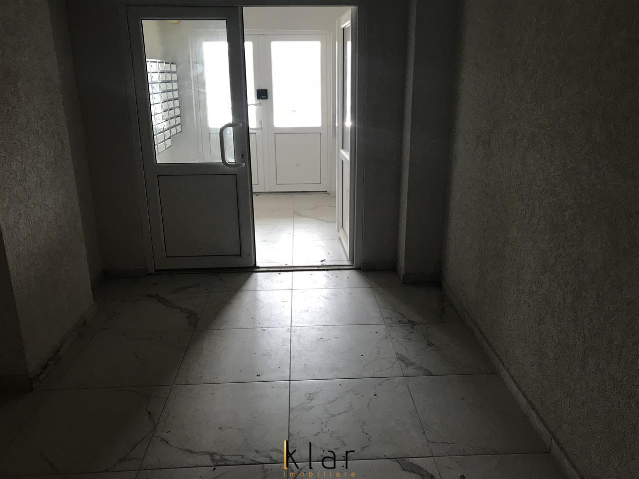 Apartament 2 camere cu gradina bloc nou