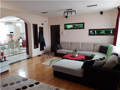 Vanzare apartament 5 camere 131mp superfinisaje