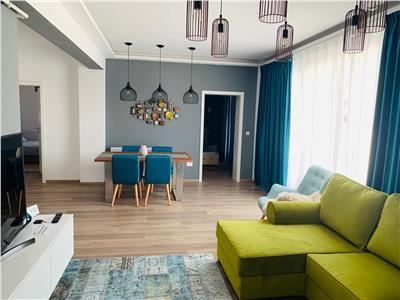 Penthouse de Lux cu terasa si garaj!