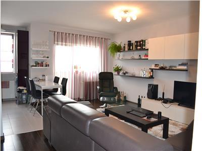 Inchiriere Apartament 2 Camere Lux Bloc Nou Mobilat si Utilat