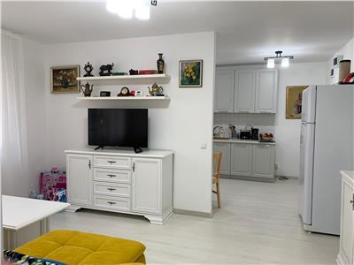 Apartamennt 2 camere Gheorgheni finisat mobilat