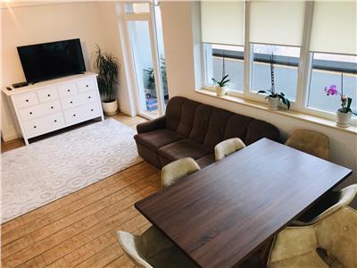 Apartament spatios, modern, cu loc de parcare!
