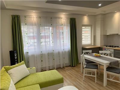 Apartament modern de 2 camere + gradina, zona Fagului!