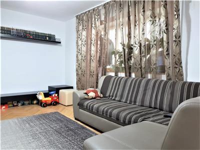 Apartament cu 3 camere in Gheorgheni zona Piata Hermes !!!
