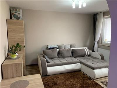 Apartament 2 camere, complet utilat si mobilat, zona Cetatii 334