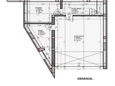 Duplex cu design modern si materiale premium