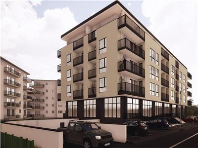 Apartament 3 camere, bloc nou cu lift, zona Florilor!