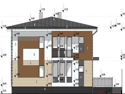 Casa de tip duplex