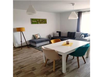 Apartament 3 camere, modern finisat si mobilat, loc de parcare, zona Tineretului