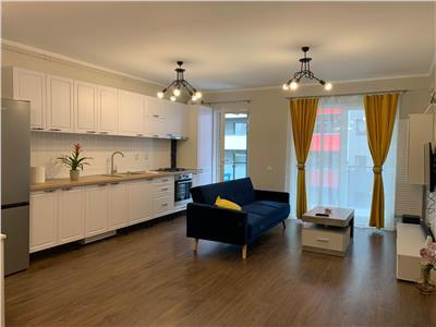 Apartament 2 camere superfinisat bloc nou