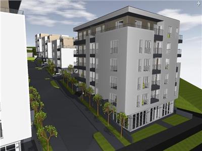 Apartament nou 3 camere 64.31mp, balcon 8,63 mp, proiect nou in Iris !!!