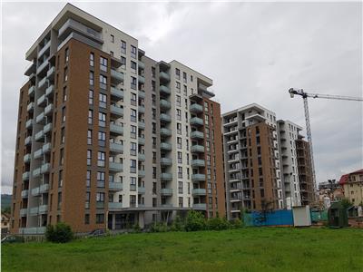 Apartament cu 2 camere (50mp), terasa si garaj in Buna Ziua