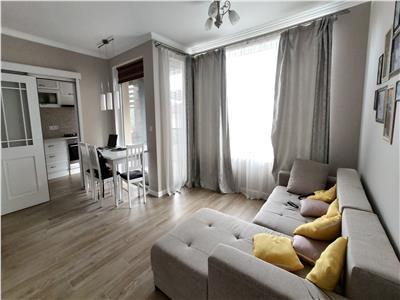 Inchiriere apartament LUX cu 2 camere cartier Andrei Muresan !!!