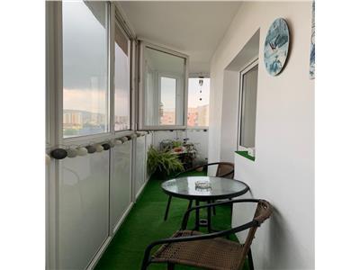 Apartament 4 camere Calea Floresti finisat mobilat