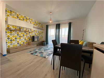 Apartament 2 camere, modern finisat si mobilat, zona Teilor
