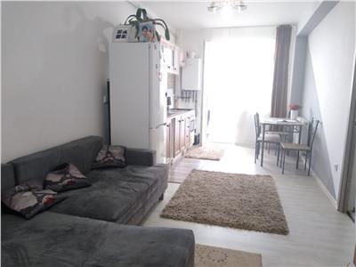 Apartament 2 camere, mobilat si utilat, zona Terra!