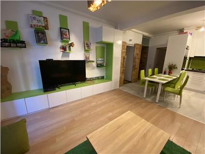 Apartament 4 camere, complet mobilat si utilat Str. Valea Garbaului