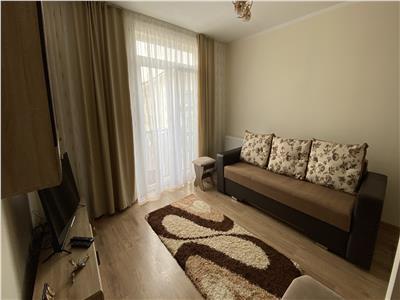 Apartament 1 camera, complet mobilat si utilat, parcare, zona Cetatii