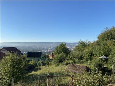 Casa P+2E,cu panorama spre oras si teren 1213mp