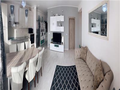 Apartament 3 camere, 2 bai, modern finisat si mobilat, zona Somesului