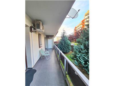 Apartament modern 2 camere, parcare, gradina, Buna Ziua