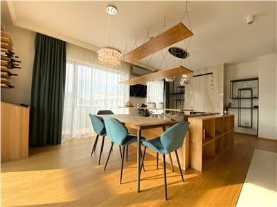Penthouses in Cluj cu terasa Generoasa