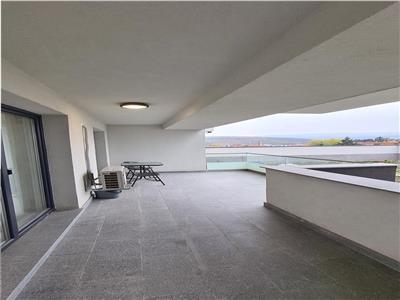 Apartament 2 camere 64mp, terasa 18mp, parcare subt. Gheorgheni, Iulius Mall