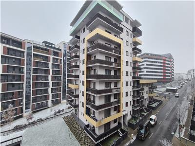 Apartament modern 2 camere, balcon, parcare,Buna Ziua