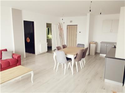 Apartament finisat, mobilat, Borhanci!
