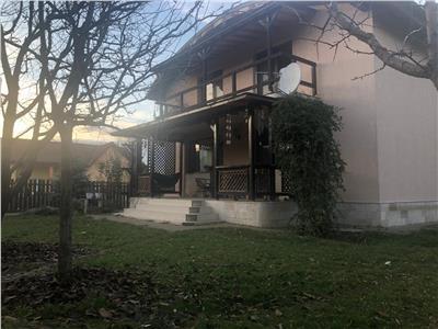 OPORTUNITATE ! Casa individuala cu 1100 mp de teren langa parcul Poligonului din Floresti!