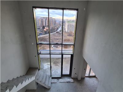 Penthouse cu panorama spectaculosa, 2 garaje incluse
