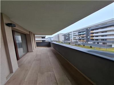 Apartament LUX 3 camere, 76mp,terasa,parcare, Europa, Luminia