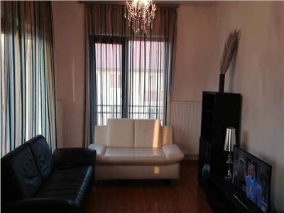 Apartament  modern pe doua nivele in vila, garaj inclus, Marasti!