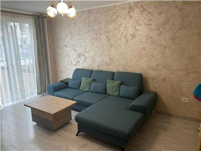 Apartament 2 camere decomandat finisat  si mobilat lux, Andrei Muresanu!