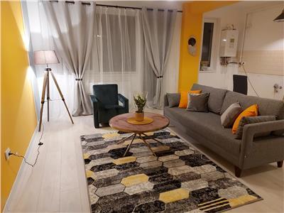 Apartament 2 camere modern, bloc nou cu lift, zona Terra