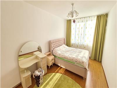 Apartament 3 camere, 75mp+75mp terasa, parcare,Calea Turzii, zona Sigma