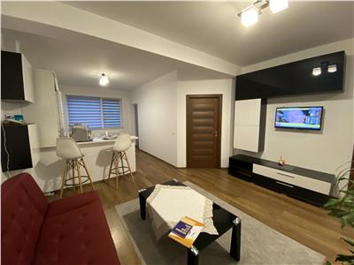 Apartament 2 camere, mobilat si utilat, parcare, zona Somesului