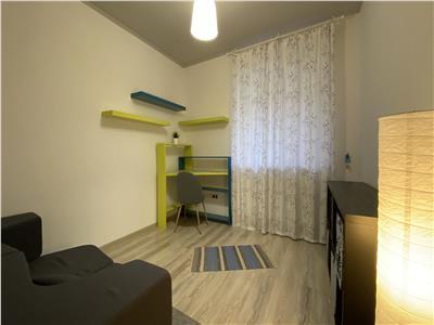 Apartament cu gradina, loc de parcare, zona Terra