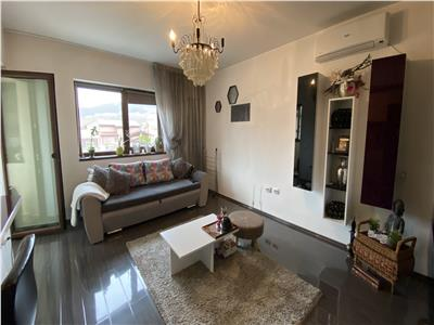Apartament 2 camere, mobilat si utilat, loc de parcare, zona Subcetate