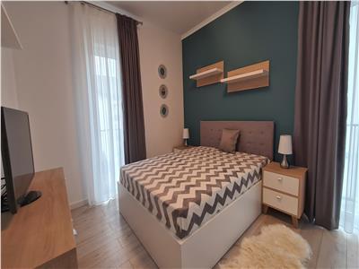 Apartament 2 camere 52mp, parcare, balcon, Europa, zona Luminia
